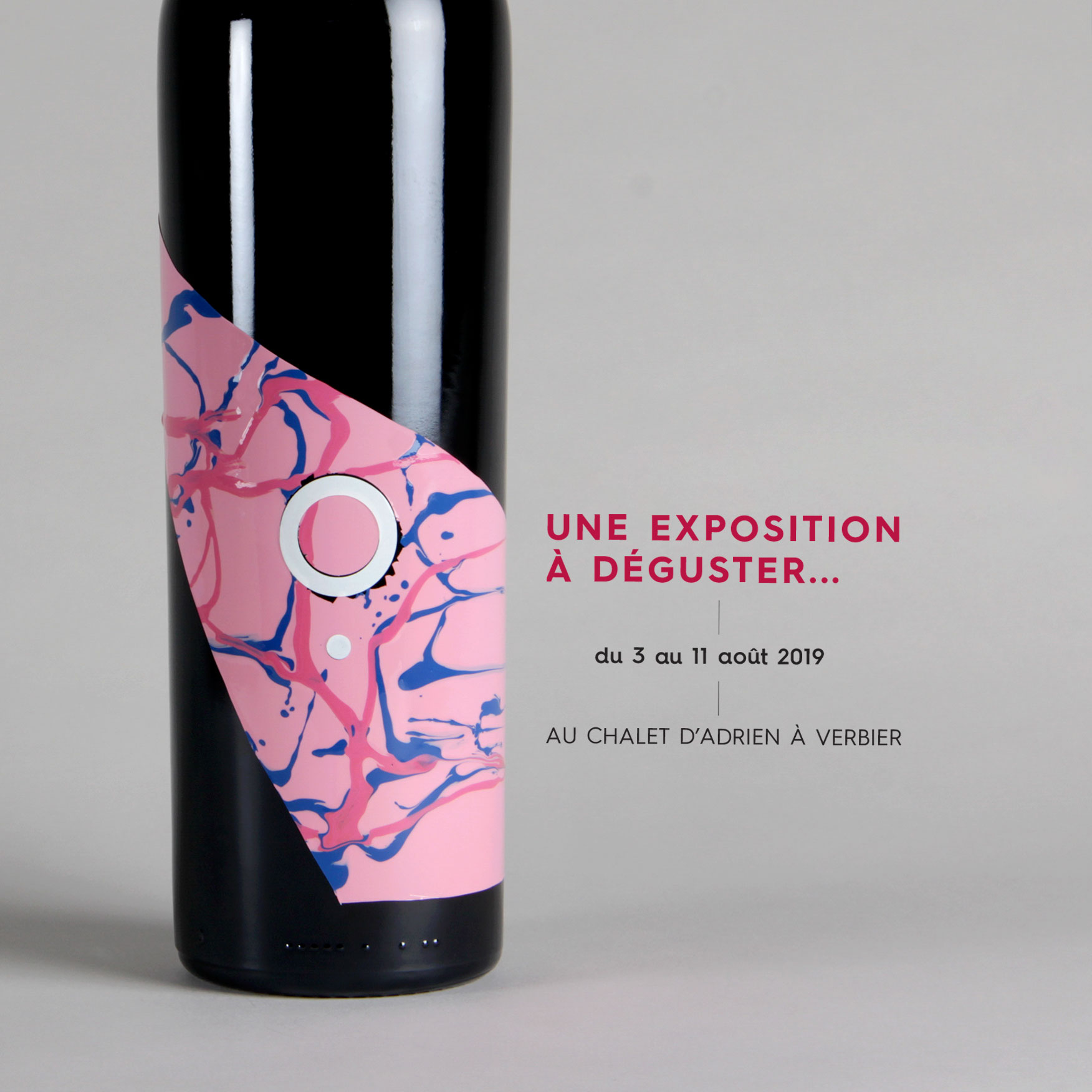 « Art and wine » à Verbier